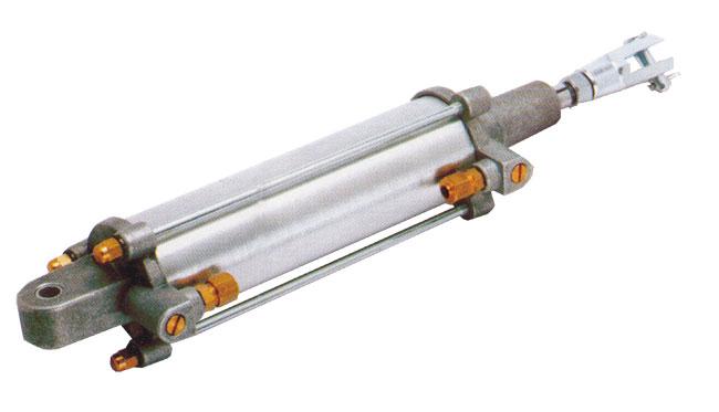Cilindro neumático de doble efecto - Diám. 50,8