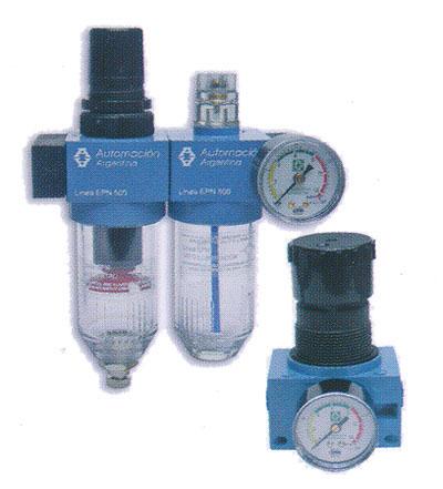 Unidad para el tratamiento de aire Comprimido