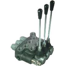 Válvula de comando direccional - monoblock 50/min