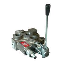 Válvula de comando direccional - monoblock 80 l/min