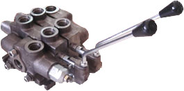 Válvula de comando múltiple - 100-60 l/min