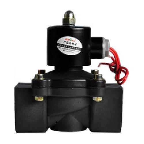 Electroválvula para fluidos 2-2 Plástico CC