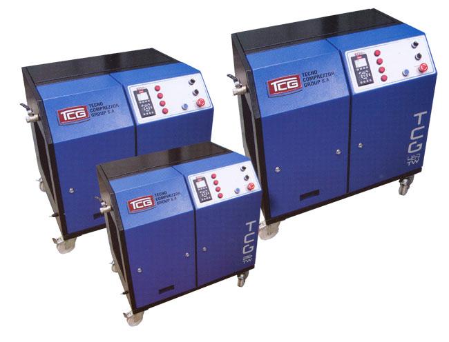 Compresores de Aire TCG