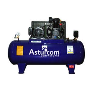 Compresor de Aire a Pistón 2HP - Monofásico