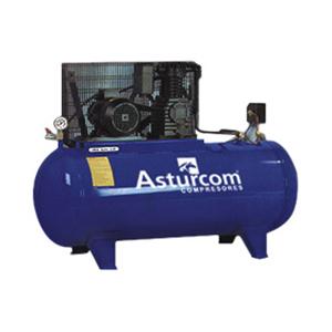 Compresor de Aire a Pistón 3HP - Monofásico