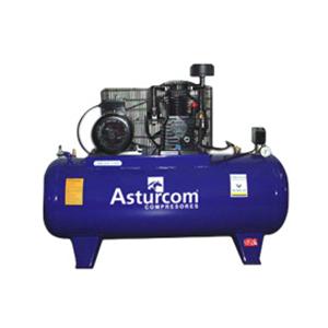 Compresor de Aire a Pistón 4HP - Trifásico