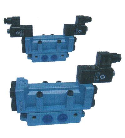 Electroválvulas accionamiento por solenoide