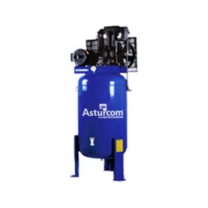 Compresor de Aire a Pistón 5 HP  - Vertical